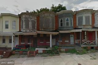 2924 Westwood Avenue, Baltimore, MD 21216 (#BA9916451) :: Pearson Smith Realty