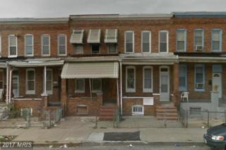 1632 Milton Avenue, Baltimore, MD 21213 (#BA9916858) :: Pearson Smith Realty