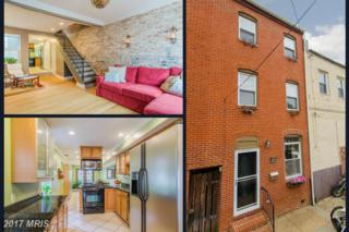 231 Regester Street S, Baltimore, MD 21231 (#BA9919371) :: Pearson Smith Realty