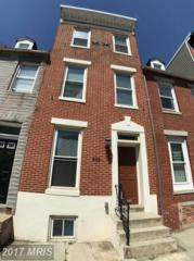 946 Lombard Street W, Baltimore, MD 21223 (#BA9919833) :: Pearson Smith Realty