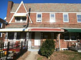3446 Caton Avenue, Baltimore, MD 21229 (#BA9920496) :: LoCoMusings