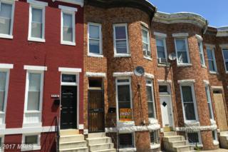 2534 Fairmount Avenue W, Baltimore, MD 21223 (#BA9920825) :: Pearson Smith Realty