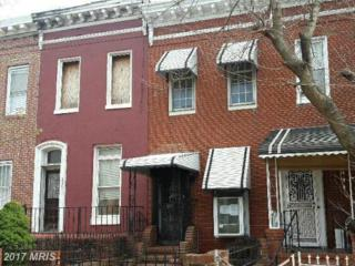 2569 Mcculloh Street, Baltimore, MD 21217 (#BA9922486) :: Pearson Smith Realty