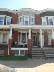 431 28TH Street, Baltimore, MD 21218 (#BA9922860) :: Pearson Smith Realty