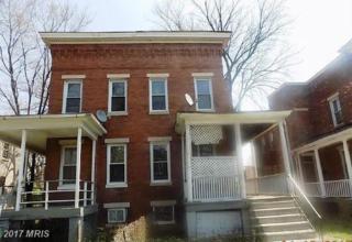1009 Poplar Grove Street, Baltimore, MD 21216 (#BA9924310) :: LoCoMusings
