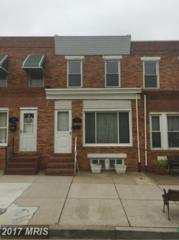 309 Cornwall Street, Baltimore, MD 21224 (#BA9924533) :: Pearson Smith Realty