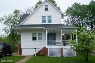 6002 Bertram Avenue, Baltimore, MD 21214 (#BA9926600) :: Pearson Smith Realty