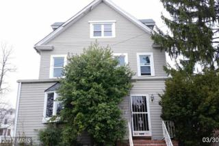 3804 Rogers Avenue W, Baltimore, MD 21215 (#BA9927036) :: Pearson Smith Realty