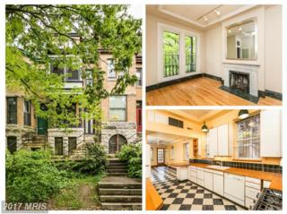 2016 Mount Royal Terrace, Baltimore, MD 21217 (#BA9929082) :: Pearson Smith Realty