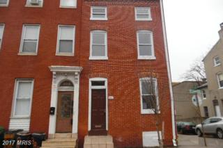 887 Lombard Street W, Baltimore, MD 21201 (#BA9930486) :: Pearson Smith Realty