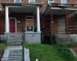3017 Rayner Avenue, Baltimore, MD 21216 (#BA9930827) :: LoCoMusings