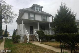3208 Carlisle Avenue, Baltimore, MD 21216 (#BA9930863) :: Pearson Smith Realty