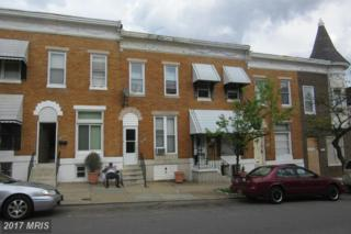 1829 Wolfe Street N, Baltimore, MD 21213 (#BA9931296) :: Pearson Smith Realty