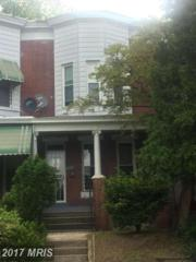 1621 Rosedale Street, Baltimore, MD 21216 (#BA9933629) :: Pearson Smith Realty