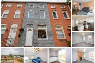 310 Regester Street, Baltimore, MD 21231 (#BA9933773) :: Pearson Smith Realty