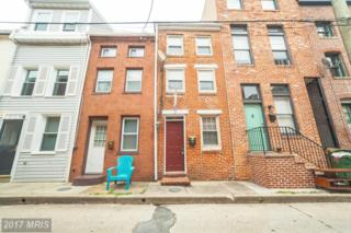 319 S Durham Street, Baltimore, MD 21231 (#BA9936756) :: Pearson Smith Realty