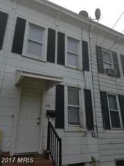 421 Annabel Avenue, Baltimore, MD 21225 (#BA9937055) :: Pearson Smith Realty