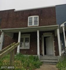 827 Jack Street, Baltimore, MD 21225 (#BA9937902) :: Pearson Smith Realty