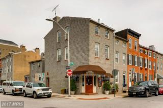 301 Exeter Street S, Baltimore, MD 21202 (#BA9938219) :: Pearson Smith Realty
