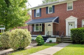 437 Wickham Road, Baltimore, MD 21229 (#BA9938670) :: Pearson Smith Realty