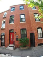 106 Wolfe Street S, Baltimore, MD 21231 (#BA9938752) :: Pearson Smith Realty