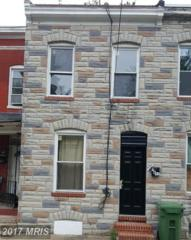 3051 Strickland Street, Baltimore, MD 21223 (#BA9938841) :: Pearson Smith Realty