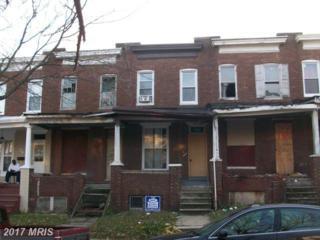 643 Bartlett Avenue, Baltimore, MD 21218 (#BA9940918) :: Pearson Smith Realty