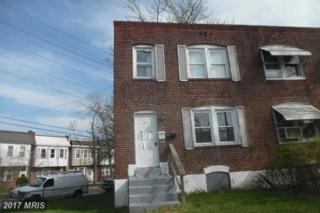 3601 Everett Street, Baltimore, MD 21226 (#BA9942495) :: Pearson Smith Realty