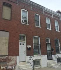 902 Milton Avenue N, Baltimore, MD 21205 (#BA9942549) :: Pearson Smith Realty