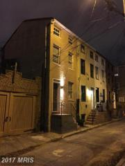 707 Monument Street, Baltimore, MD 21201 (#BA9943659) :: Pearson Smith Realty