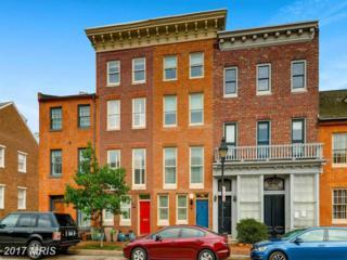 521 Sharp Street S, Baltimore, MD 21201 (#BA9943776) :: Pearson Smith Realty