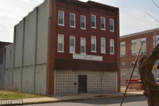 1323 Edmondson Avenue, Baltimore, MD 21223 (#BA9944309) :: Pearson Smith Realty