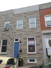 4 Robinson Street, Baltimore, MD 21224 (#BA9944887) :: Pearson Smith Realty