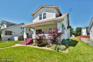 4112 Oakford Avenue, Baltimore, MD 21215 (#BA9945151) :: Pearson Smith Realty