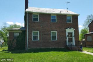 3823 Menlo Drive, Baltimore, MD 21215 (#BA9946056) :: Pearson Smith Realty
