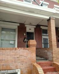 526 Robinson Street, Baltimore, MD 21205 (#BA9946655) :: Pearson Smith Realty