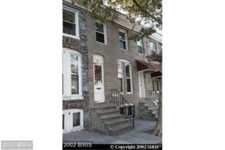 1135 Cleveland Street, Baltimore, MD 21230 (#BA9946924) :: Pearson Smith Realty