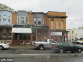 1603 Monroe Street, Baltimore, MD 21217 (#BA9947178) :: Pearson Smith Realty