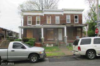 917 Dukeland Street, Baltimore, MD 21216 (#BA9947304) :: Pearson Smith Realty