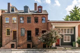 123 Welcome Alley, Baltimore, MD 21201 (#BA9947349) :: Pearson Smith Realty