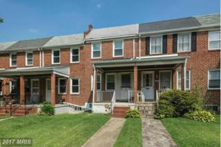 307 Joplin Street, Baltimore, MD 21224 (#BA9947838) :: Pearson Smith Realty