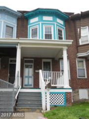 1726 Spence Street, Baltimore, MD 21230 (#BA9948989) :: Pearson Smith Realty