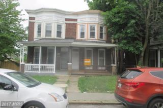 529 Tunbridge Road, Baltimore, MD 21212 (#BA9949834) :: Pearson Smith Realty