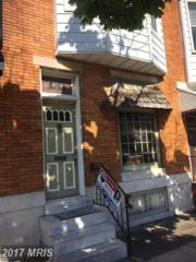 404 Oldham Street, Baltimore, MD 21224 (#BA9949973) :: Pearson Smith Realty