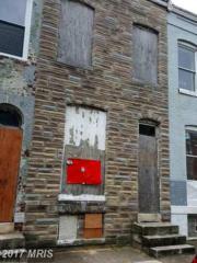 433 E 27Th Street, Baltimore, MD 21218 (#BA9950163) :: Pearson Smith Realty
