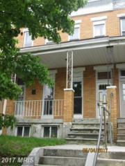 3017 Windsor Avenue, Baltimore, MD 21216 (#BA9950510) :: Pearson Smith Realty