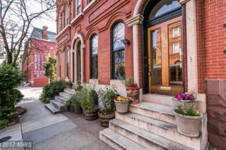 1802 Saint Paul Street, Baltimore, MD 21202 (#BA9950873) :: Pearson Smith Realty