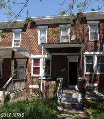 622 Parkwyrth Avenue, Baltimore, MD 21218 (#BA9950878) :: Pearson Smith Realty