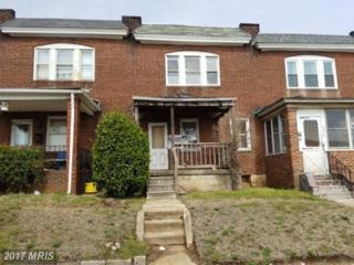 2620 Cole Street, Baltimore, MD 21223 (#BA9951176) :: Pearson Smith Realty