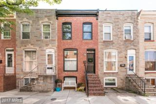 1335 Richardson Street, Baltimore, MD 21230 (#BA9951260) :: Pearson Smith Realty